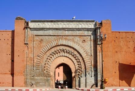 Marrakesh-Old-Medina-Wall