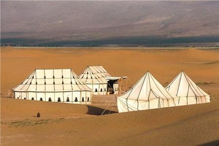 Bivouac-Sahara-Desert