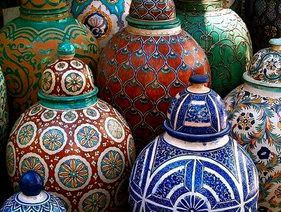 Pottery-Zellij-Tour-Morocco