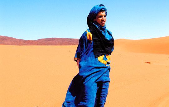 Tuareg-Man-Erg-Chegaga-M'hamid-Dunes