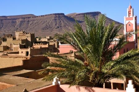 Ait-Ouzzine-Village-Old-Kasbahs