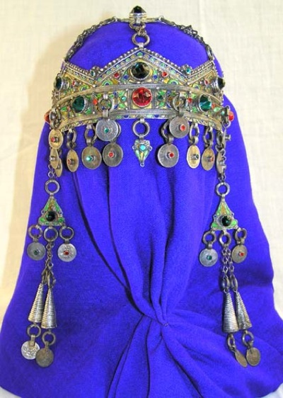 Berber- Moroccan-Headress