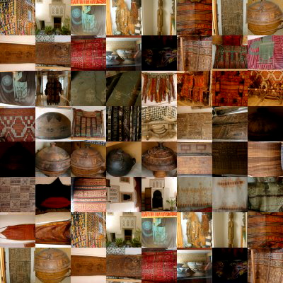 Dar Tiskiwin Museum, Marrakech Morocco