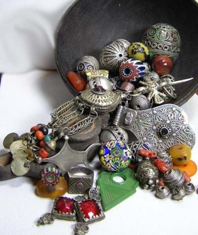 Trade Beads Morocco Travel Blog
