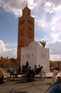 Tomb of Koubba Lalla Zohra, Marrakech