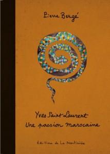 Yves Saint Laurent Exhibition Book