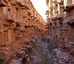 Berber Granary, Agadir Region