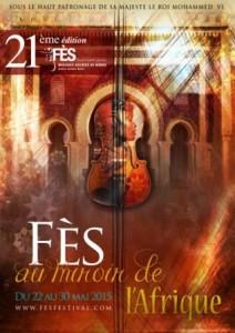 Fes Festival Program 2015