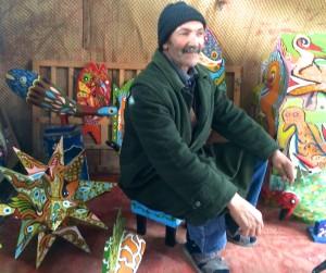 Joutiya Market Artist, Essaouira