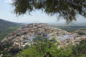 Moulay Idriss View