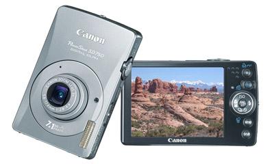Canon PowerShot SD750