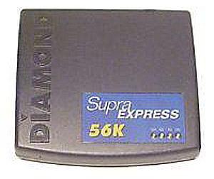 Diamond Supra Express 56 K modem
