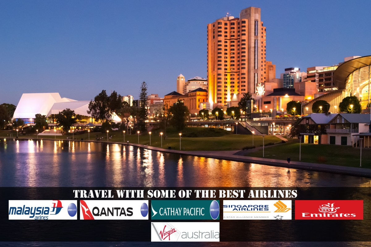 Looking for a perfect break? visit Adelaide