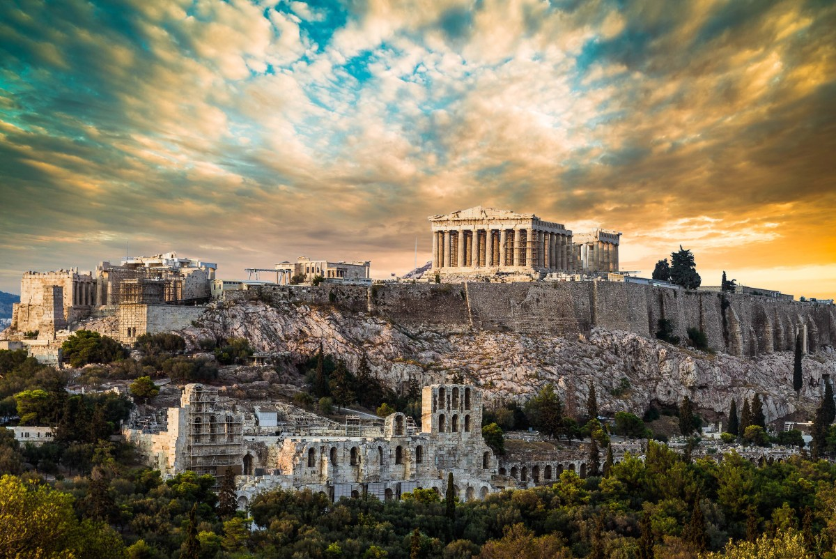 The Most Magnificent Constructions to Tour in Athens.