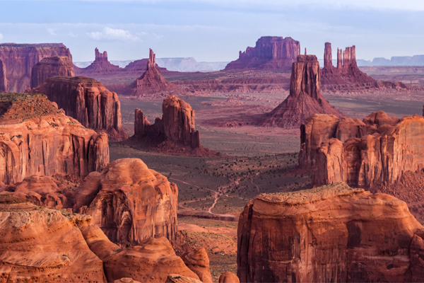 The Most Stunning Places to Visit in the USA.