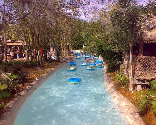 Things to do in Orlando - The Typhoon Lagoon