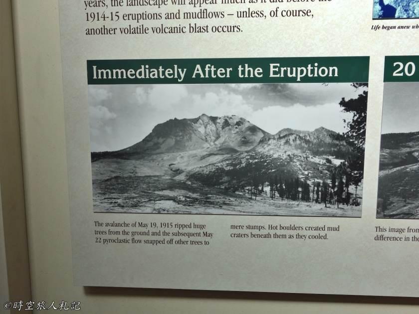 Lassen Peak trail 12
