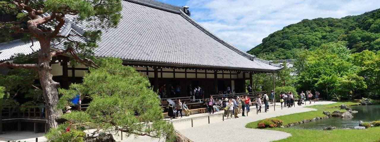 大本山天龍寺