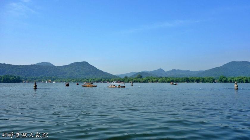 西湖十景: 三潭印月