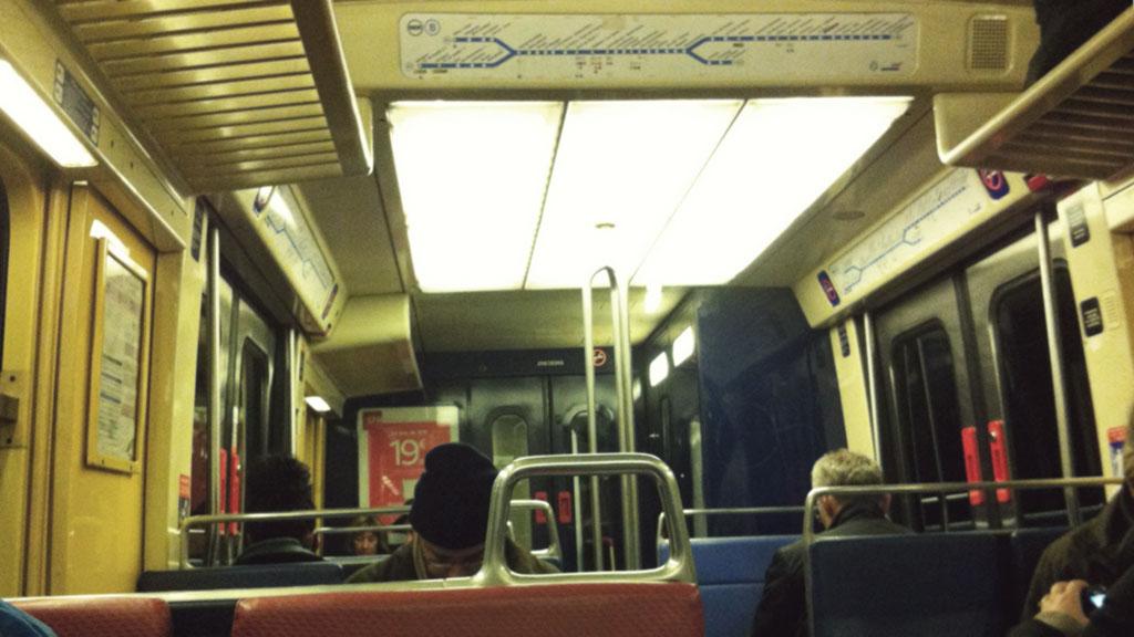 RER B Paris