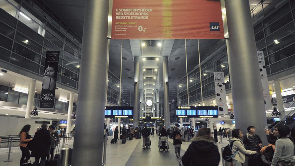 Copenhagen Airport, Kastrup (CPH)