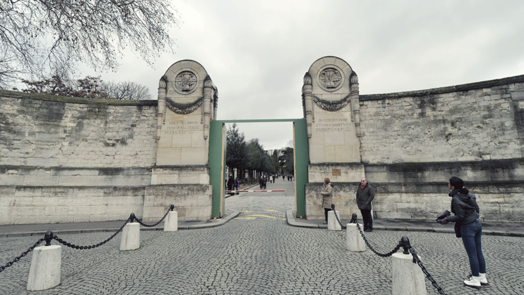Kuburan Père Lachaise