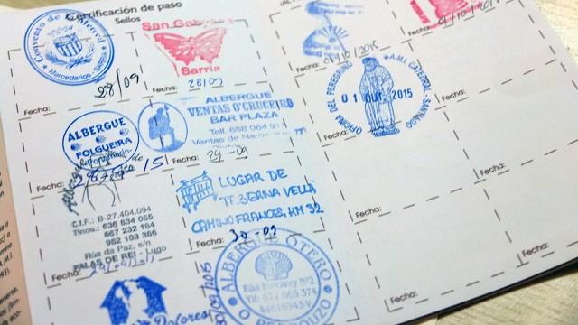 Paspor Peziarah