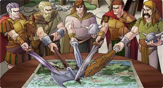 T5: Alliances and Secret Societies - Travian: Legends ~ Blog