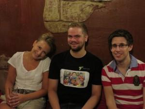 Nina,Martin,Nick@communityevent