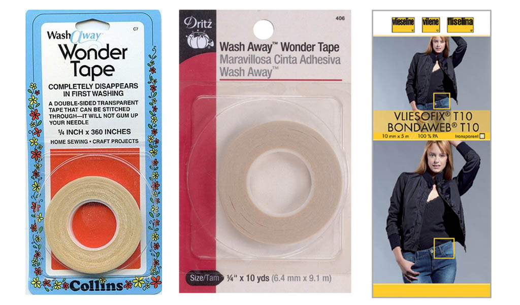 hemming tapes