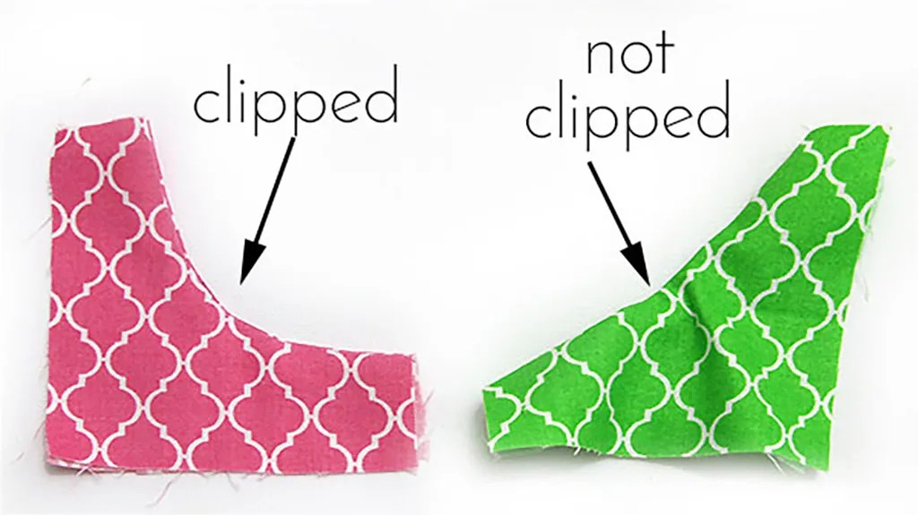 how to clip curves