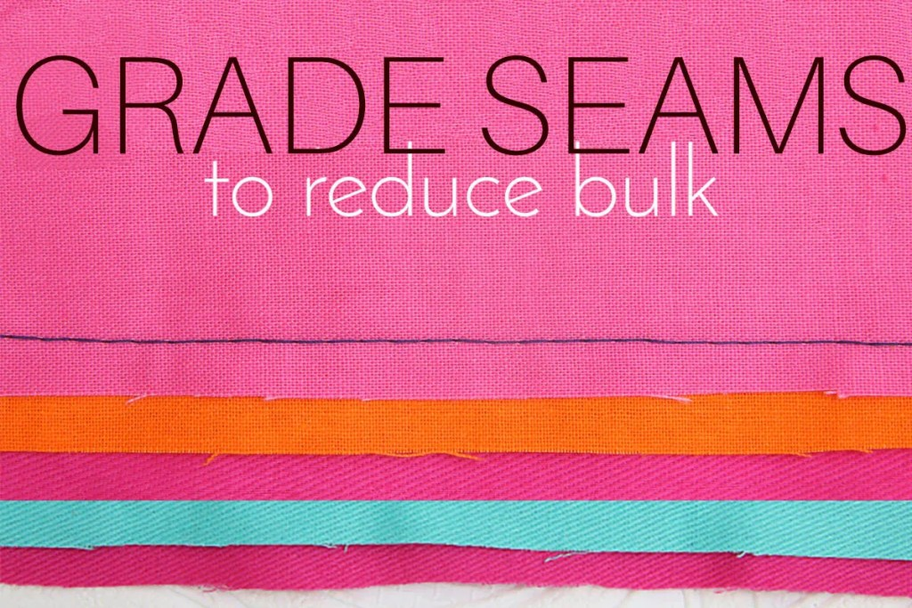 sewing bulky seams