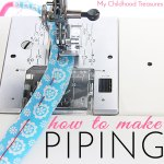 how to make piping