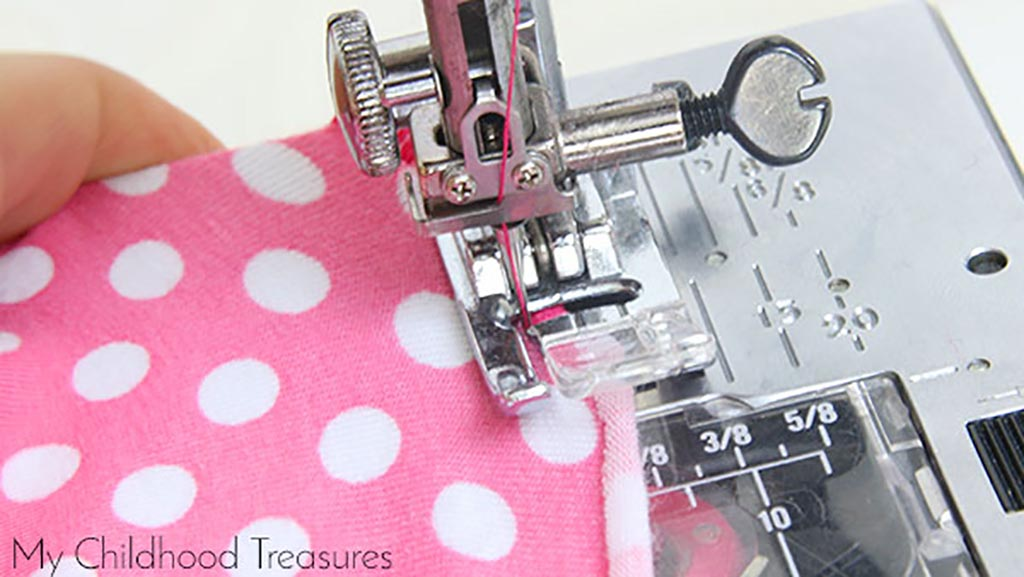 how to sew a lettuce hem