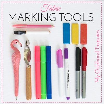 fabric marking tools