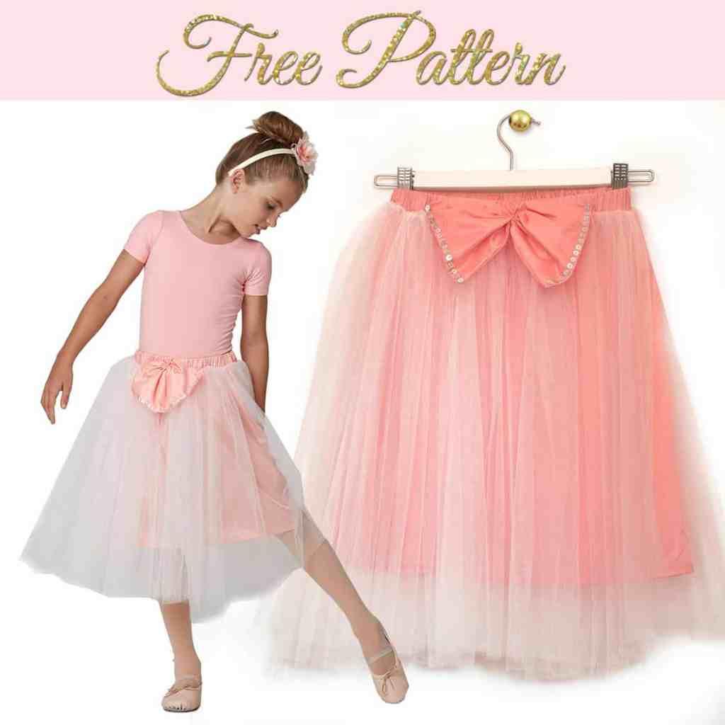 How to make a tutu skirt free printable pattern included treasurie how to make a tutu skirt solutioingenieria Choice Image