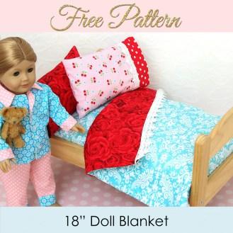 doll blanket pattern