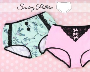 Full Brief Sewing Pattern