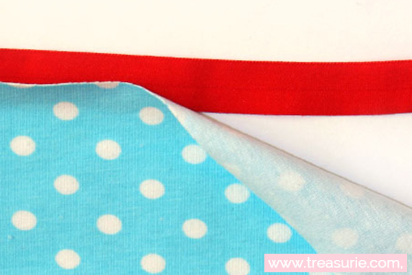 sewing fold over elastic