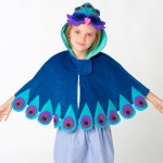 cape costume pattern