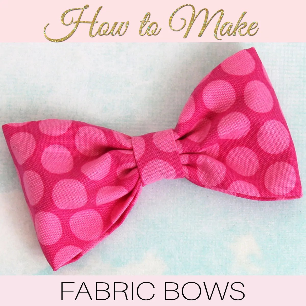 Bow Pattern Custom Inspiration
