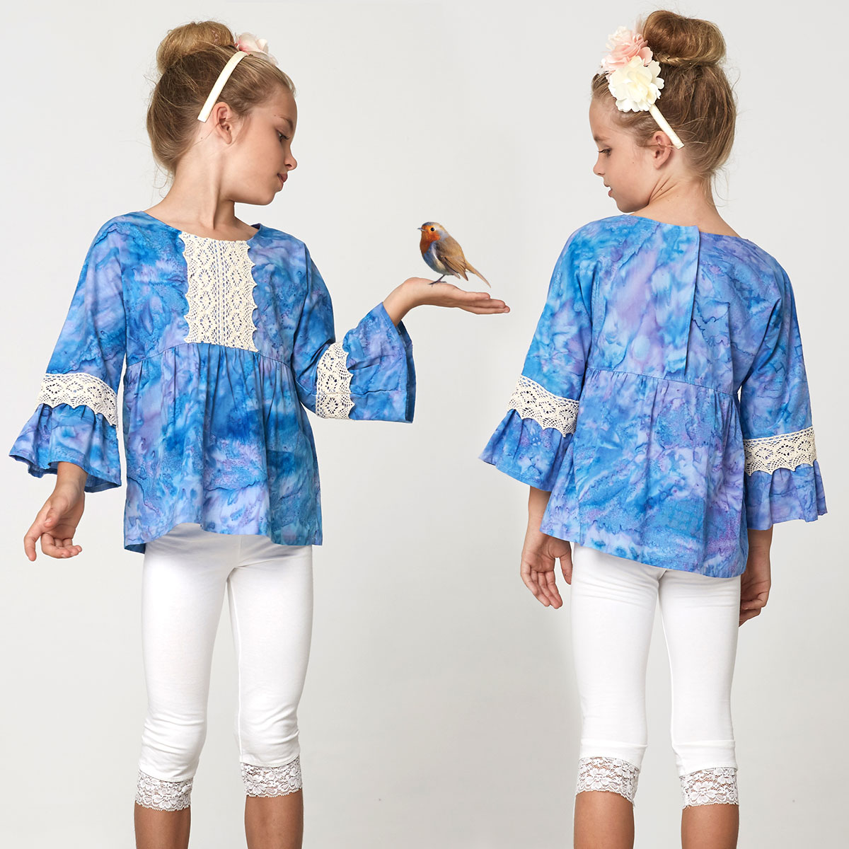 Girls Top Pattern