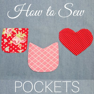 Sewing Pockets – How to Sew a Pocket the Easy Way