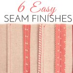 seam finishes