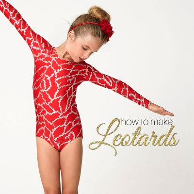 How to Make a Leotard: Easy Instructions for Beginners