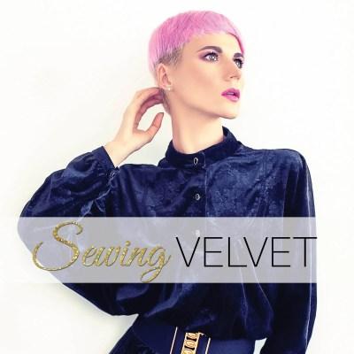 Sewing Velvet – How to sew velvet in 5 easy steps