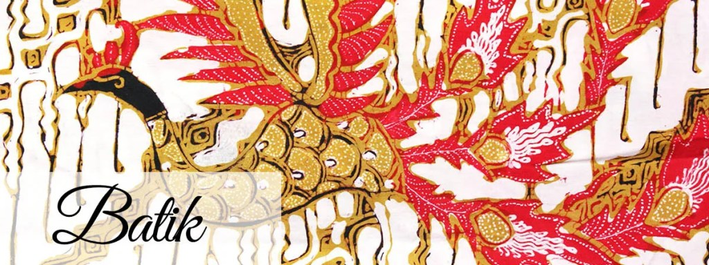 what is batik