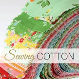 sewing cotton