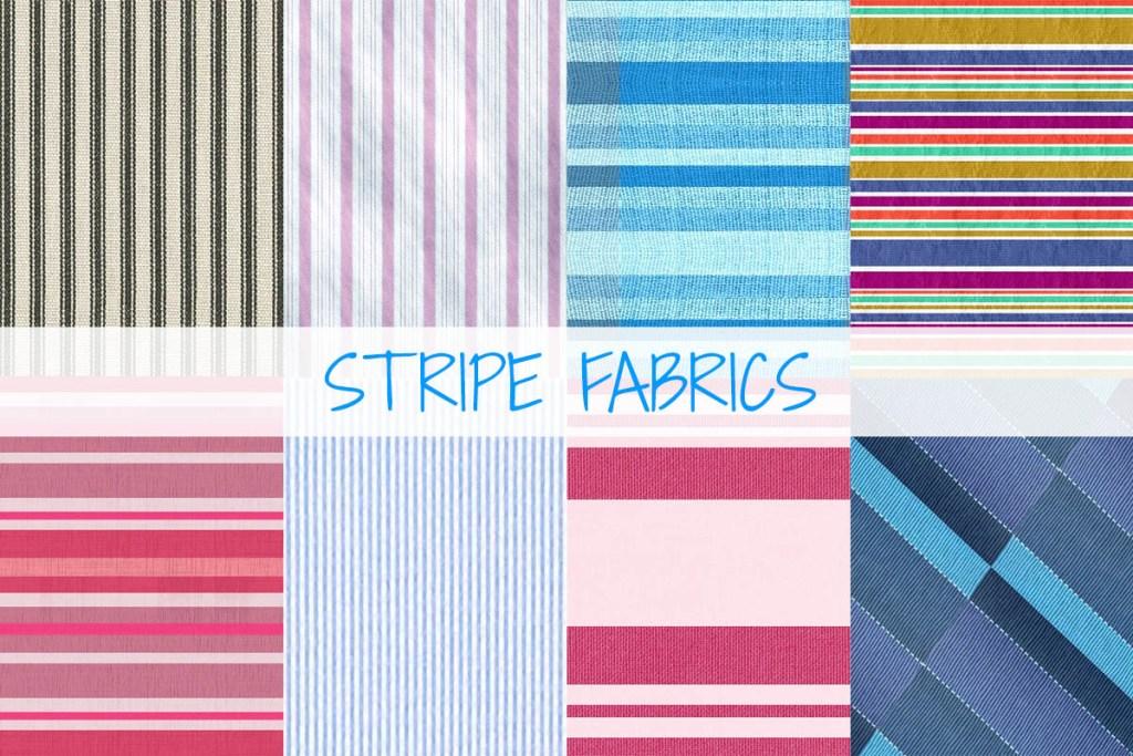 stripe fabric