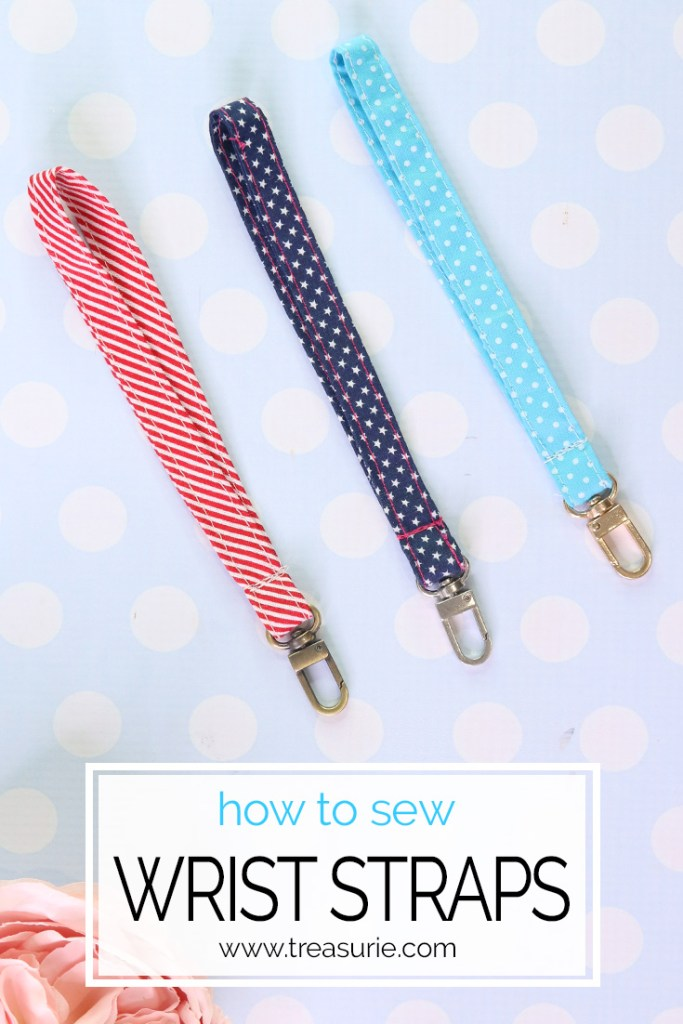 how to make a wrist strap